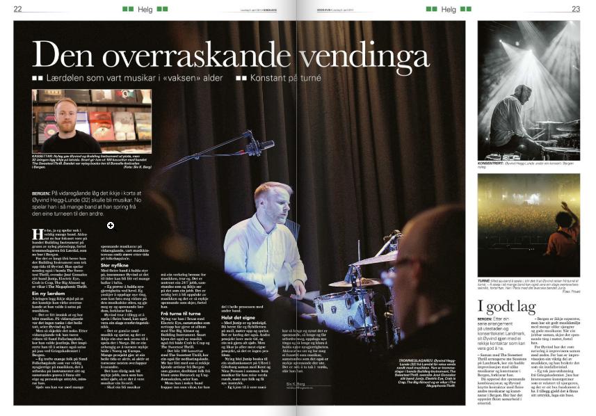 Interview -Øyvind